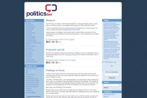 Christian Dunleavy Politics