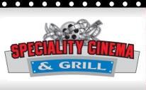 Movie theater listings