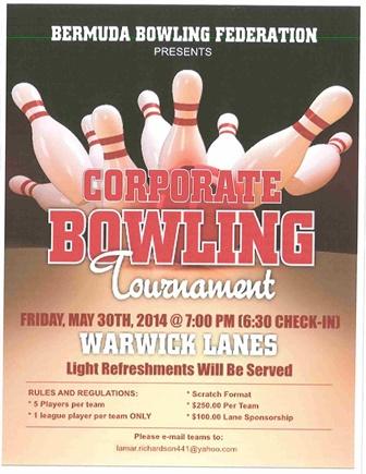 0530 Corporate Bowling Tournament Bermuda Events