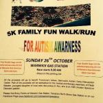 1026 Rubis 5k Fun Walk and Run