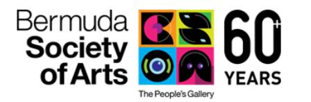 Bermuda Society of Arts BSoA Logo