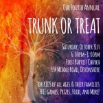 1031 Trunk or Treat