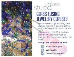 1212 Studio 8 Glass Fusing