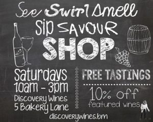 0130 Saturday Sip and Shop