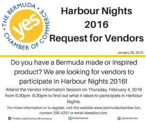 0204 Harbour Nights Vendor Information Session