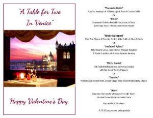 0213 Little Venice Valentine