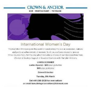 0308 International Womens Day
