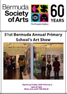 0226 BSOA 51st Bermuda Annual Primary School Art Show