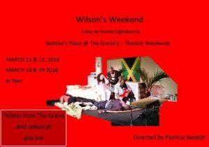0311 Wilsons Weekend