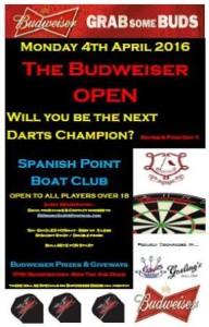 0404 Bermuda Open Singles Darts Championships