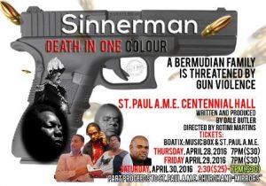 0428 Sinnerman Death in One Colour
