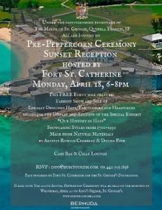 0414 Pre Peppercorn Ceremony Sunset Reception