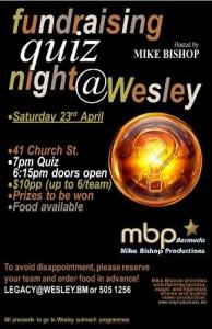 0423 Quiz Night at Wesley