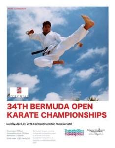 0424 Bermuda Open Karate Championships