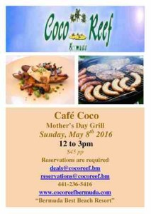 0508 Coco Reef Mother's Day Grill
