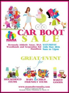 0514 MAMA Car Boot Sale