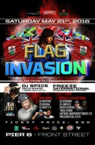 0521 Flag Invasion