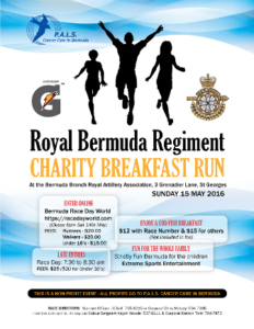 0515 Royal Bermuda Regiment Charity Breakfast Run