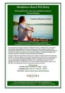 0518 Mindfulness Based Wellness Program
