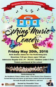 0520 Spring Music Concert