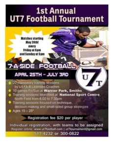 0520 UT7 Football Tournament