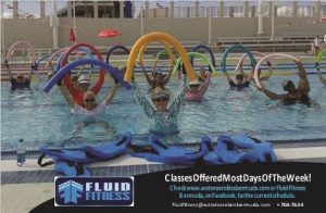 0529 Fluid Fitness Water Aerobics