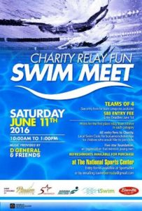 0611 iSwim Charity Fun Relay Meet