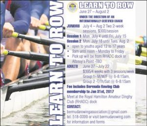 0627 Learn To Row