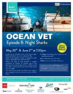 0602 Ocean Vet Night Sharks