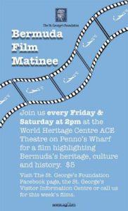 0603 Bermuda Film Matinee
