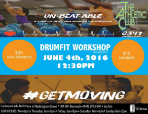 0604 Drumfit Workshop with Jenny