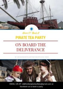 0605 Pirate Tea Party