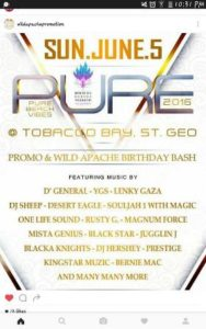 0605 Pure Beach Party