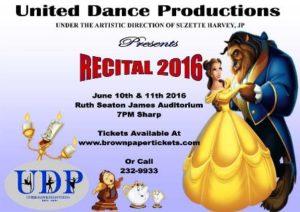 0610 UDP Dance Recital