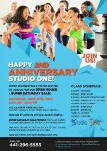 0611 Studio One Open House