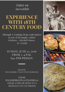 0612 Experience Cooking in the 18th Century