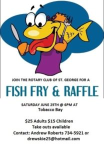 0625 St George Rotary Club Fish Fry