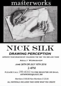 0626 Nick Silk Drawing