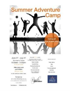 0627 Summer Adventure Camp