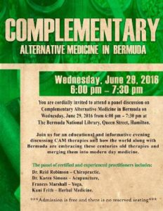 0629 Complementary Alternative Medicine in Bermuda