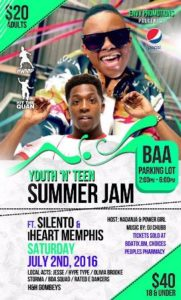 0702 Youth Summer Jam