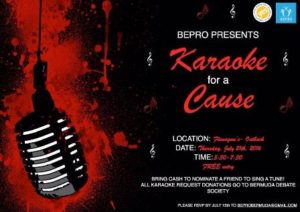 0721 BEPRO Karaoke for a Cause
