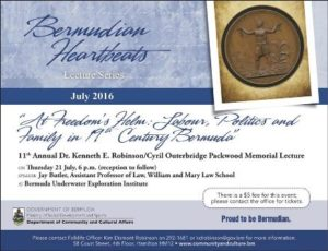 0721 Kenneth E Robinson Cyril Outerbridge Packwood Memorial Lecture