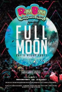 0818 Full Moon Party