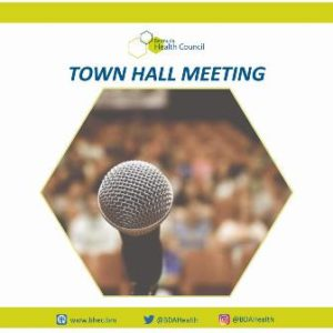0822 Bermuda Health Council Town Hall Meeting