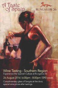 0826 Wine Tasting at Bungalow 56