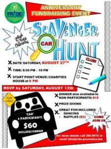 0827 Pride Y2Y Scavenger Hunt