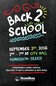 0903 Back 2 School in the City