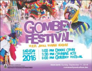 0911 Gombey Festival