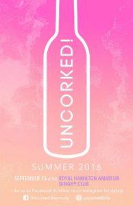 0915 Uncorked Bermuda Summer 2016